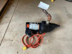 (1) Flotec Submersible Pump. Located in Waukegan, IL.