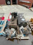 (2) Tanks & Miscellaneous Engines for Parts. Located in Glen Ellyn, IL.