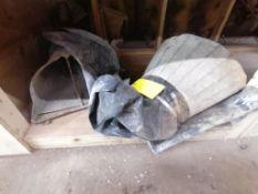 (2) Concrete Chutes. Located in Terre Haute, IN.