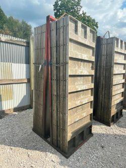 Concrete Forms & Construction Equipment Auction