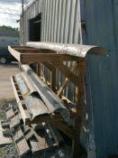 (2) 15', (2) 12' & (1) 7' Concrete Chutes. Located in Terre Haute, IN.