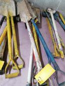 (8) Shovels. Located in Terre Haute, IN.