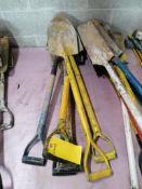 (6) Shovels. Located in Terre Haute, IN.