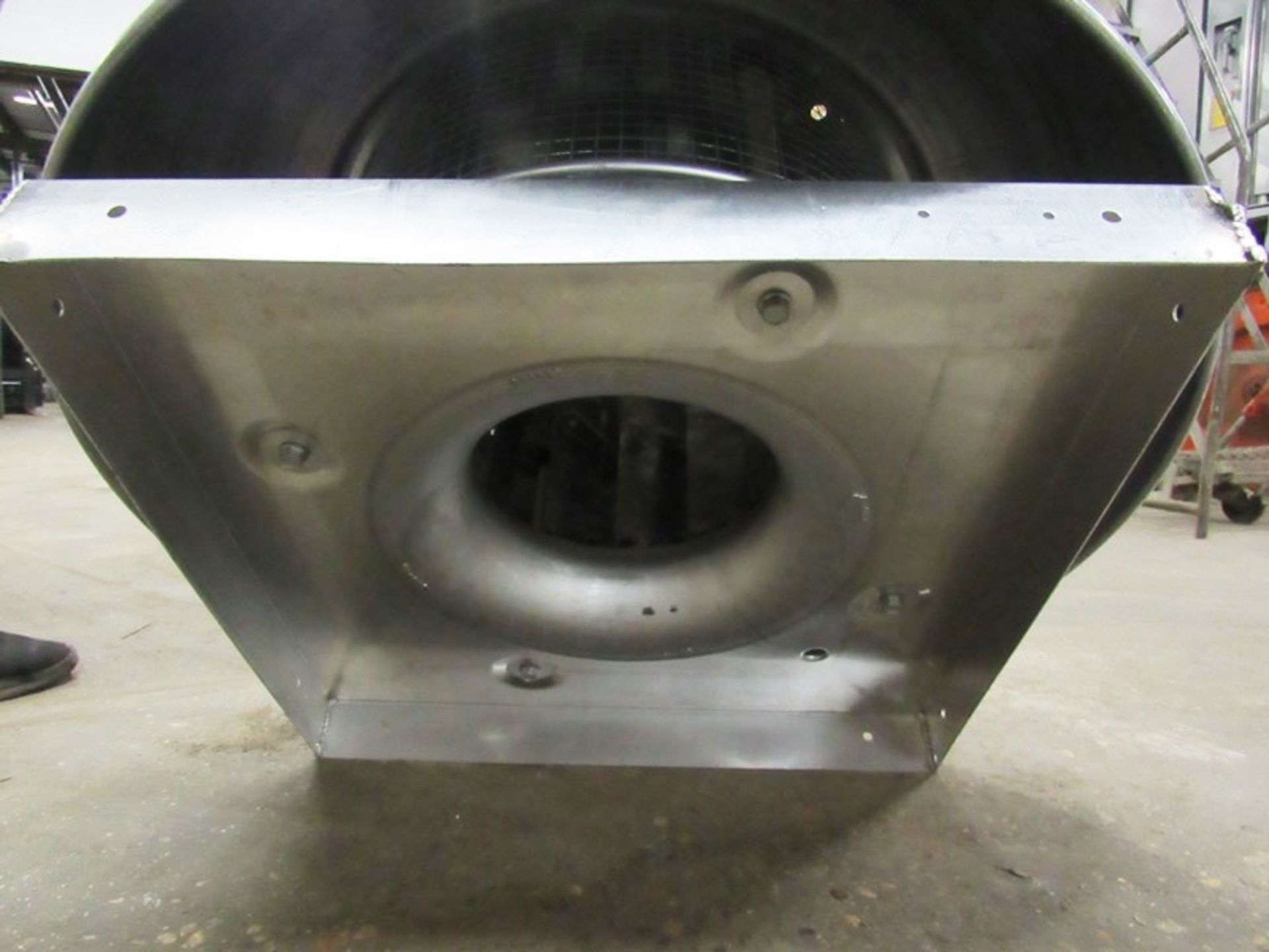 Cook Mdl. 120ACE120C13D Exhaust Fan, Ser. #012SG32092/01/0001801, H.P.0.250, 115 volts, ENCL:ODP, - Image 4 of 7