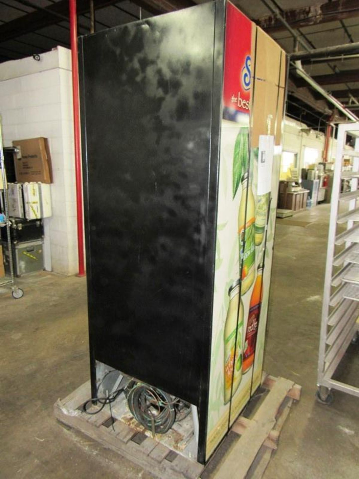 Beverage Air Mdl. MT-27 Refrigerator and/or Freezer, 4 shelves, single door, 27 cu. ft., 30 W X - Image 3 of 4