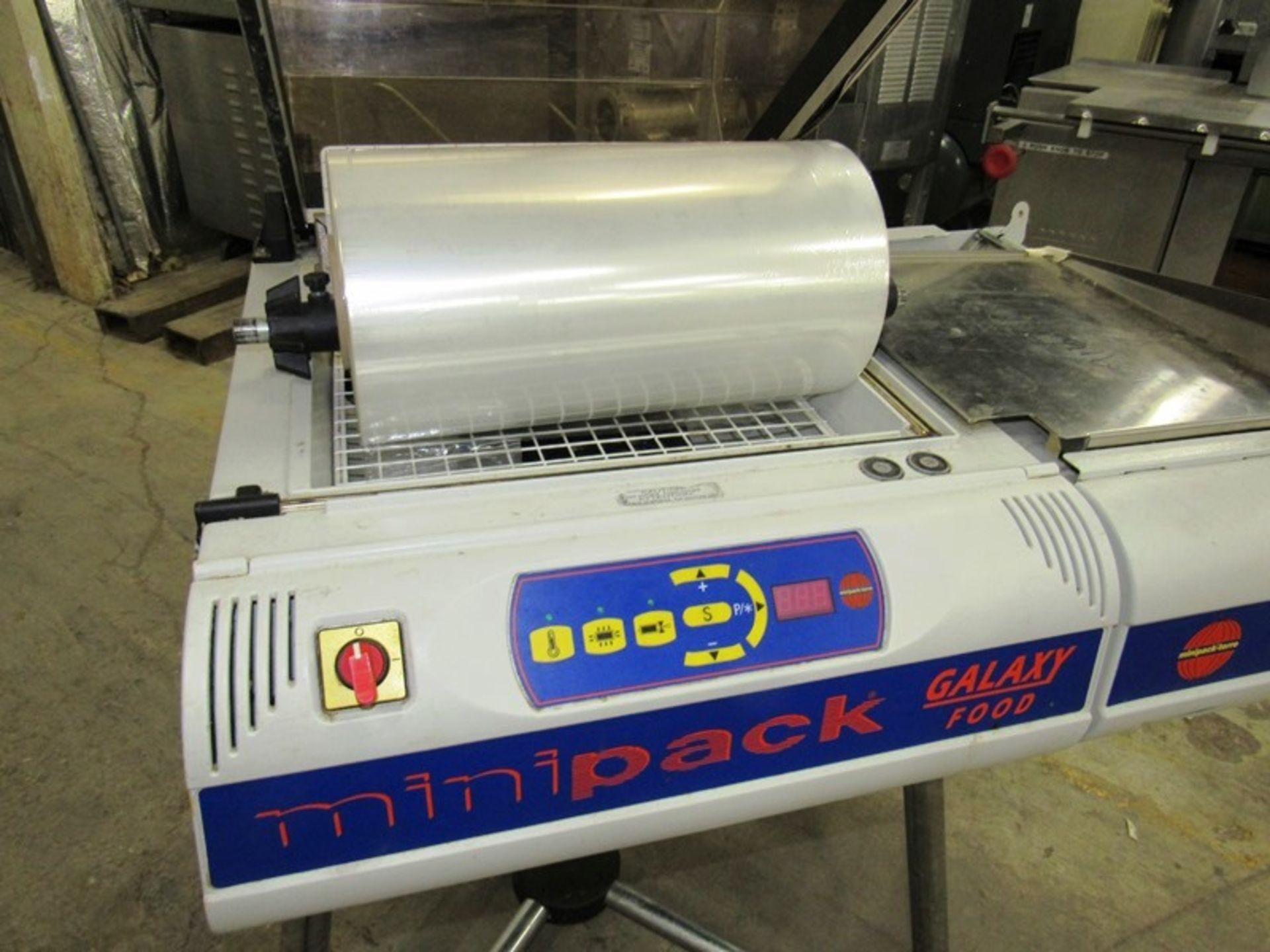 """Multipak-Torre Mdl Galaxy Shrink Wrap Machine, 17 1/2"""" W X 14"""" L X 8"""" H sealing dimensions, up to - Image 6 of 6"""