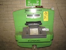 Sperian Eye Wash Station (Required Rigging Fee: $10 Contact Norm Pavlish at Nebraska Stainless