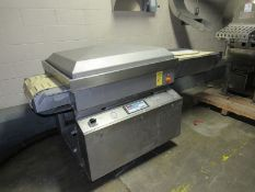 "Supervac Vacuum Chamber Packager, single chamber, 44"" L X 34"" W X 8"" D (Required Rigging Fee: $75"