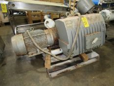 Busch Mdl. 0630CA2A3 Vacuum Pump with motor, Ser. #C7241, 480 volts, Located in Plano, Illinois (E