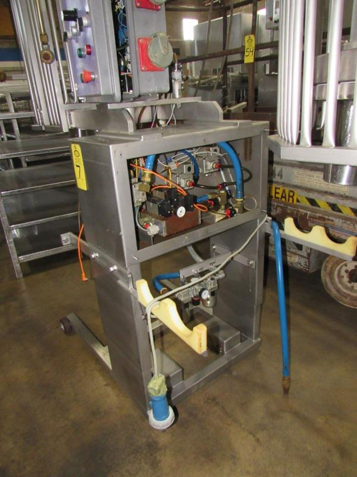 Handtmann Mdl. VPF-35R Portioning Machine (Equipment must be removed by Thursday, June 24th no - Image 2 of 5