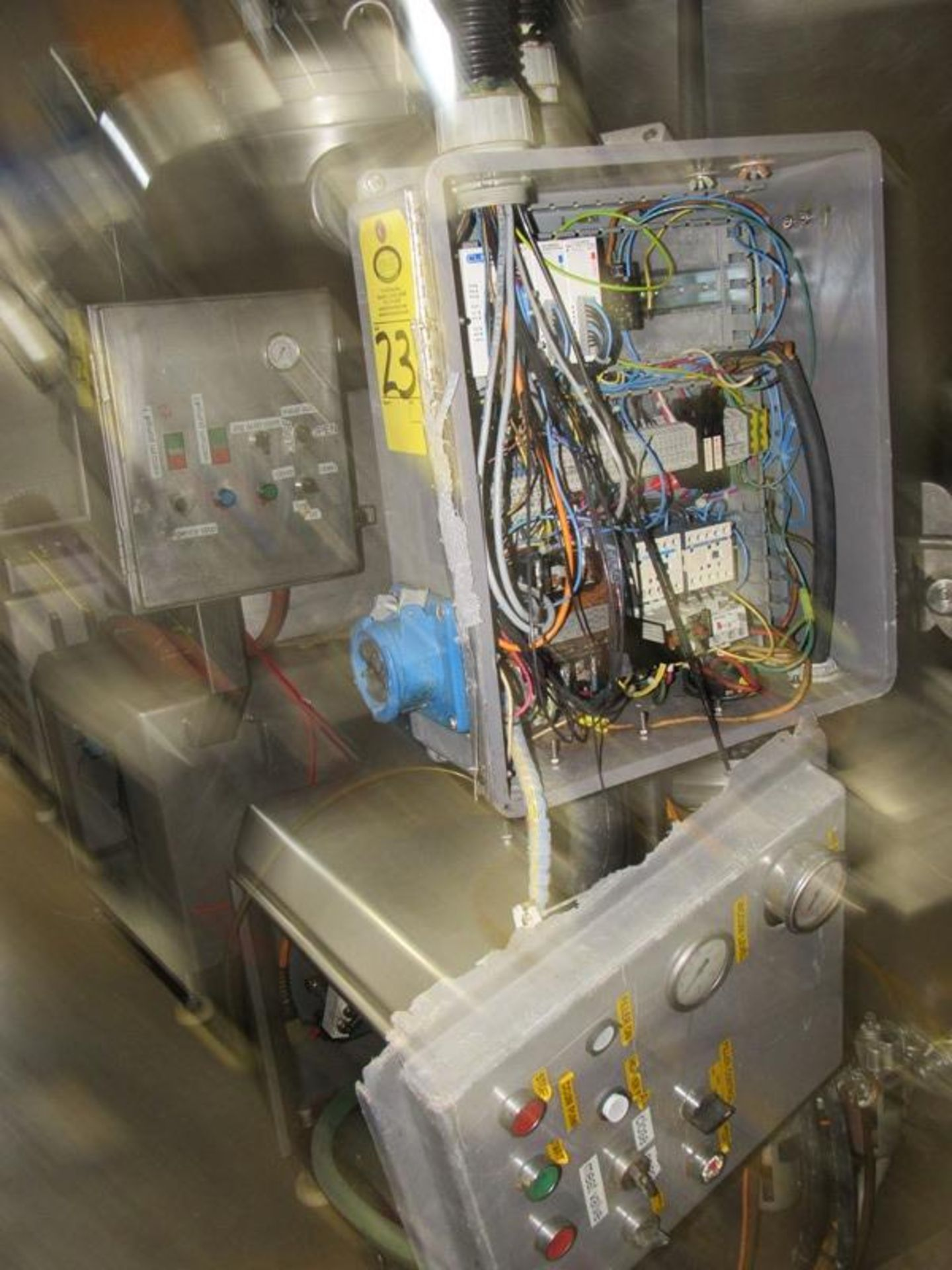 Handtmann Mdl. HVF-90 Vacuum Stuffer Pump (Equipment must be removed by Thursday, June 24th no - Image 5 of 6
