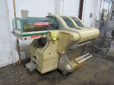 Exact Power Pack Wrapper, Ser. #PWR3009, Located in Plano, Illinois (Equipment must be removed by T