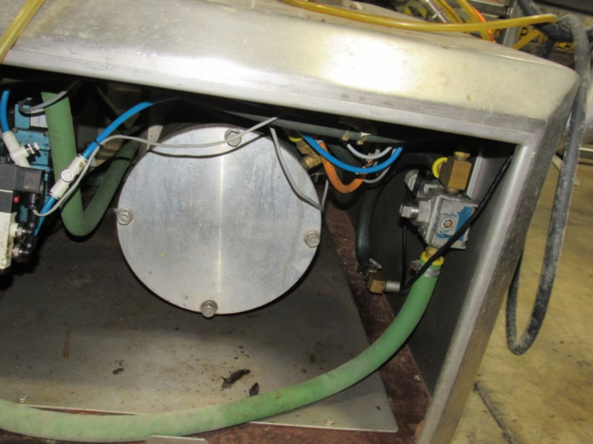 Handtmann Mdl. HVF-90 Vacuum Stuffer Pump (Equipment must be removed by Thursday, June 24th no - Image 4 of 6