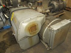 Busch Vacuum Pump with motor (maybe 630 , Located in Plano, Illinois (Equipment must be removed by T