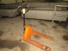 Pallet Jack (Required Rigging Fee: $25.00-Payment Must Be Received by Thursday, July 22nd. All