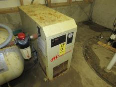 Ingersoll-Rand Mdl. D127NL-A16-100 Compressed Air Dryer, Ser. #49889-1, 404A refrigerant (Required