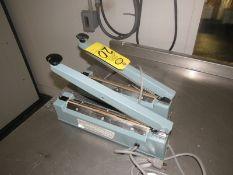 "American International Type AIE300 Impulse Sealers, 12"" seal bars (Required Rigging Fee: $25.00-"