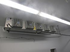 Bohn 5-Fan Evaporator (Required Rigging Fee: $300.00-Payment Must Be Received by Thursday, July
