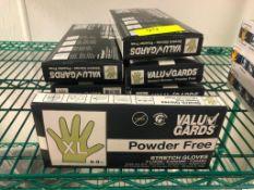 (10) BOXES OF XL VINYL GLOVES