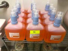 (12) BOTTLES OF HAND SOAP KAY FOAMING ANTIBACTERIAL