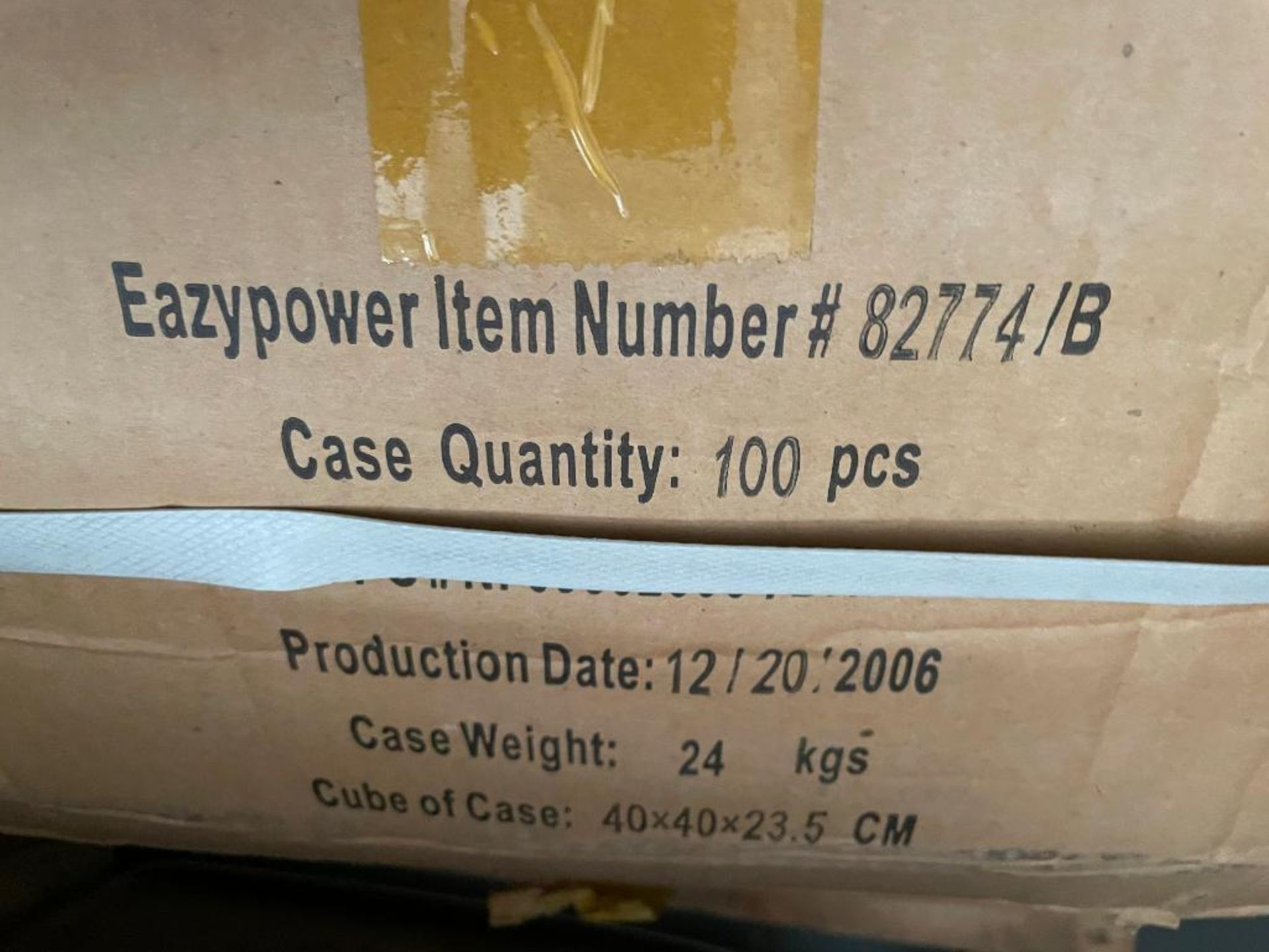 100CT BOX OF 10-IN-1 SILENT RATCHETING SCREWDRIVERS BRAND/MODEL EAZYPOWER 82774 ADDITIONAL INFO TOTA - Image 3 of 3