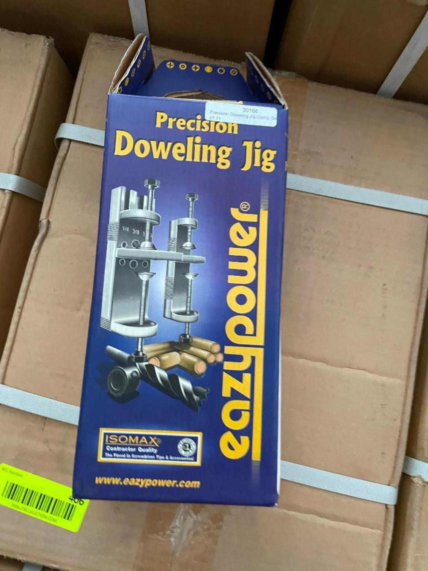 (26) PRECISION DOWELING JIG CLAMP PINS SET BRAND/MODEL EAZYPOWER ADDITIONAL INFO TOTAL LOT RETAIL PR - Image 3 of 3