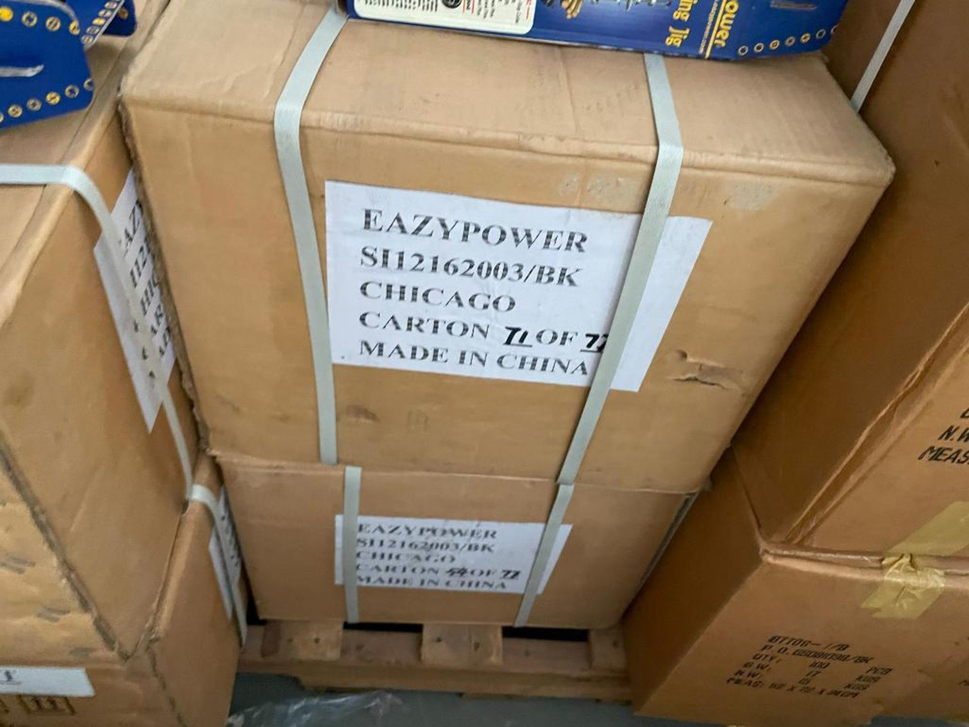 (26) PRECISION DOWELING JIG CLAMP PINS SET BRAND/MODEL EAZYPOWER ADDITIONAL INFO TOTAL LOT RETAIL PR - Image 2 of 3