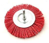 """200CT 4"""" FLAT NYLON BRUSHES WITH 1/4"""" SHANKS BRAND/MODEL EAZYPOWER 87706 ADDITIONAL INFO TOTAL LOT R"""