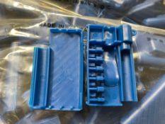 DESCRIPTION: (6) CASES OF 7 PC BIT HOLDERS - EMPTY. 350 UNITS PER CASE QTY: 1