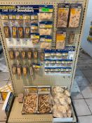 ASSORTED WOODWORKING DOWELS & ACCESSORIES LOCATION SHOWROOM THIS LOT IS ONE MONEY QUANTITY 1