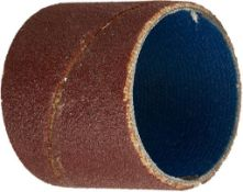"DESCRIPTION (300) 1"" X 1"" 120-GRIT SANDING DRUM SLEEVES (12-PACK) BRAND/MODEL EAZYPOWER 30279 RETAIL"