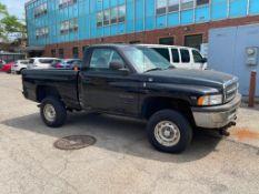 1999 Dodge Ram Pickup Pickup Truck with Snow Plow , VIN # 1B7HF16YXXS297748 Year: 1999 Make: Dodge M