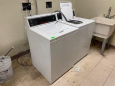 DESCRIPTION: WASHER AND DRYER SET ADDITIONAL INFORMATION: (1) - WASHER AND (1) - DRYER INCLUDED. SEE