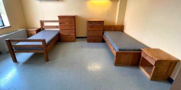 DESCRIPTION CONTENTS OF ROOM (ASSORTED FURNITURE AS SHOWN) LOCATION 533 THIS LOT IS ONE MONEY QUANTI