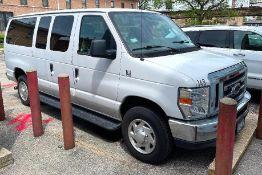 2014 Ford Econoline Wagon Van Year: 2014 Make: Ford Model: Econoline Wagon Vehicle Type: Van Mileage