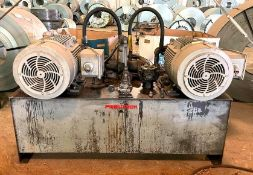 DESCRIPTION PNEUTECH HYDRAULIC PUMP ADDITIONAL INFO SEE PHOTOS FOR MORE DETAIL LOADING THERE IS A 20