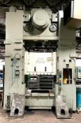 DESCRIPTION 250 TON STRAIGHT SIDE PRESS (NOT IN WORKING CONDITION) BRAND/MODEL DANLY S2-250-48X-36 A