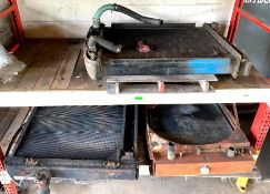 (3) ASSORTED HEAVY DUTY MACHINERY RADIATORS ADDITIONAL INFO SEE PHOTOS FOR MORE DETAIL LOCATION WARE