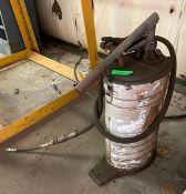 OIL PUMP LOCATION PARTS ROOM QUANTITY: X BID 1