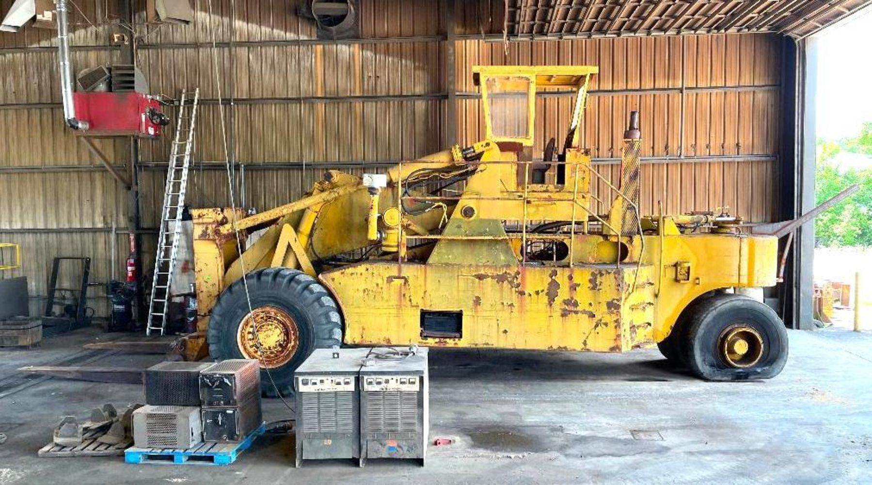 Landfill Equipment Online Auction (For Benefit Of Secured Creditor)