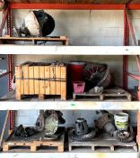 ASSORTED HEAVY DUTY MACHINERY AS SHOWN ADDITIONAL INFO SEE PHOTOS FOR MORE DETAIL SIZE WAREHOUSE LOC