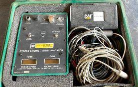 DESCRIPTION CAT 8T5250 ENGINE TIMING INDICATOR BRAND/MODEL CATERPILLAR 8T5250 QUANTITY 1