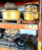 CAT BRAND WHEEL ENDS AS SHOWN ADDITIONAL INFO SEE PHOTOS FOR MORE DETAIL LOCATION WAREHOUSE THIS LOT