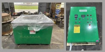 DESCRIPTION RAYTEQ DC-1000MG FURNACE- 155KW, 480V, 180A(NEW) ADDITIONAL INFOMax 2000F. Includes R