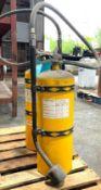 DESCRIPTION (2) 30 LB CLASS D SODIUM CHLORIDE FIRE EXTINGUISHER BRAND/MODEL AMEREX B570 THIS LOT IS