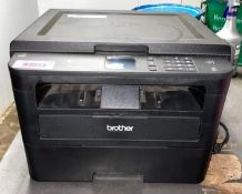 DESCRIPTION BROTHER WIRELESS BLACK-AND-WHITE ALL-IN-ONE LASER PRINTE BRAND/MODEL BROTHER HL-L2395DW