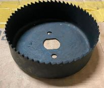 """DESCRIPTION: (1) CASES OF 3"""" CARBON STEEL HEAT TREATED HOLE SAWS. 120 UNITS PER CASE. 240 TOTAL IN L"""
