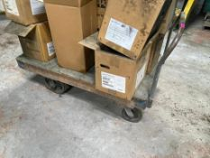"""DESCRIPTION: 5' X 30"""" WAREHOUSE CART ADDITIONAL INFORMATION CONTENTS ARE NOT INCLUDED QTY: 1"""