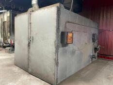 DESCRIPTION: KOOL KOAT 10 'X 14 ' X 10' COATING OVEN W/ HSG 400 POWER GAS CONVERSION BURNER. BRAND /