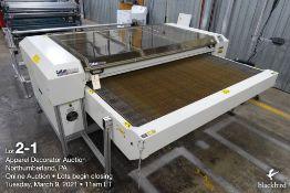 CadCam Technology laser cutter model FB-18-100, SN 060116 FB36514, 100 watt Rofin air cooled